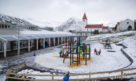 Leikskólinn hlýtur Orðsporið 2021