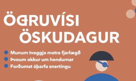 Öðruvísi öskudagur í ár