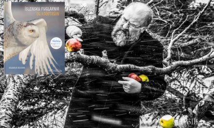 Sigurður Ægisson tilnefndur til Viðurkenningar Hagþenkis