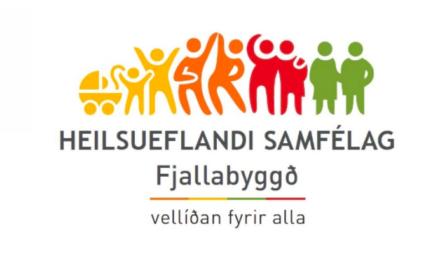 Heilsueflandi samfélag – hvatning frá Fjallabyggð
