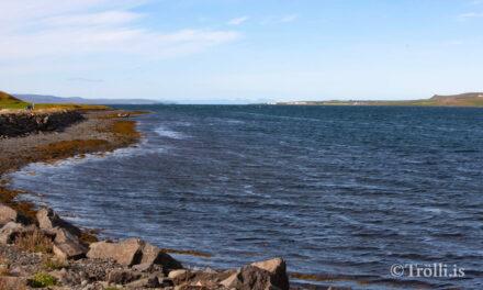 33,5 millj. í lagningu ljósleiðara í Hrútafirði