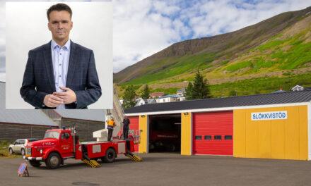 Nýr slökkviliðstjóri Fjallabyggðar