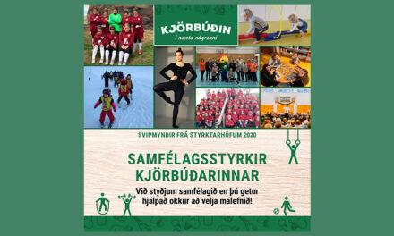 Kjörbúðin hefur opnað fyrir umsóknir um samfélagsstyrki