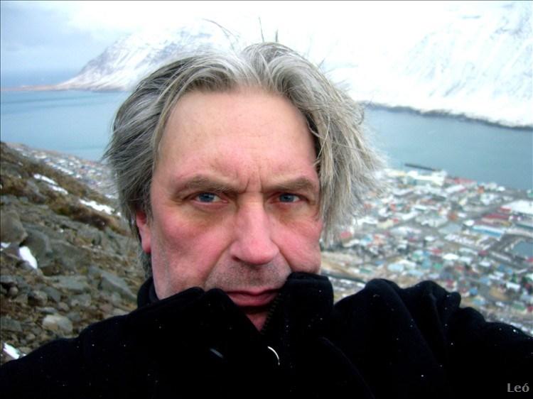 Ferðin upp í Hafnarfjall