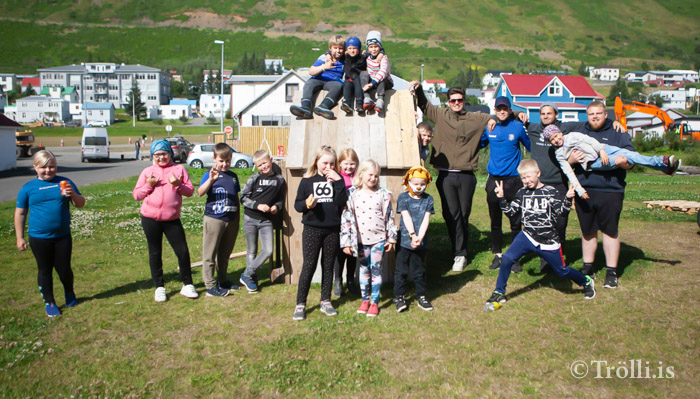 Smíðavellir Fjallabyggðar opnir 5. – 22. júlí