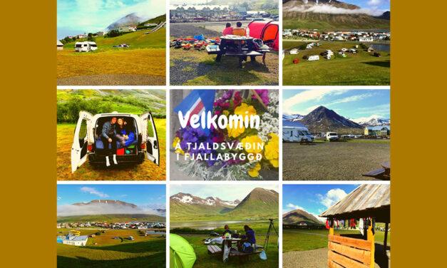 Tjaldsvæði Fjallabyggðar að opna