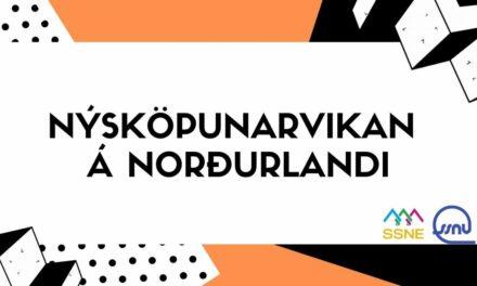 Nýsköpunarvikan á Norðurlandi