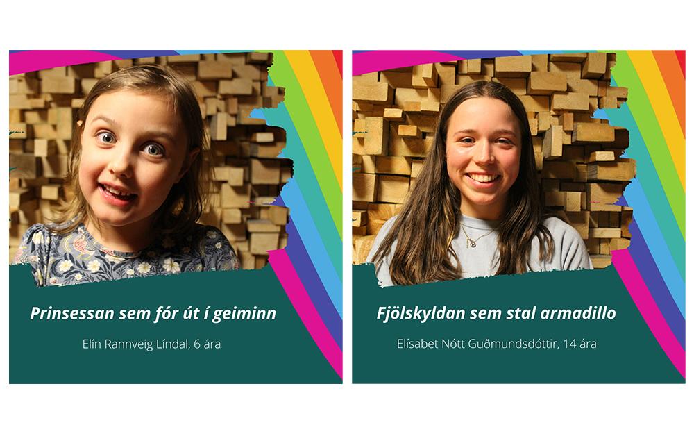 Útvarpsleikhús æskunnar á FM Trölla í dag kl. 13