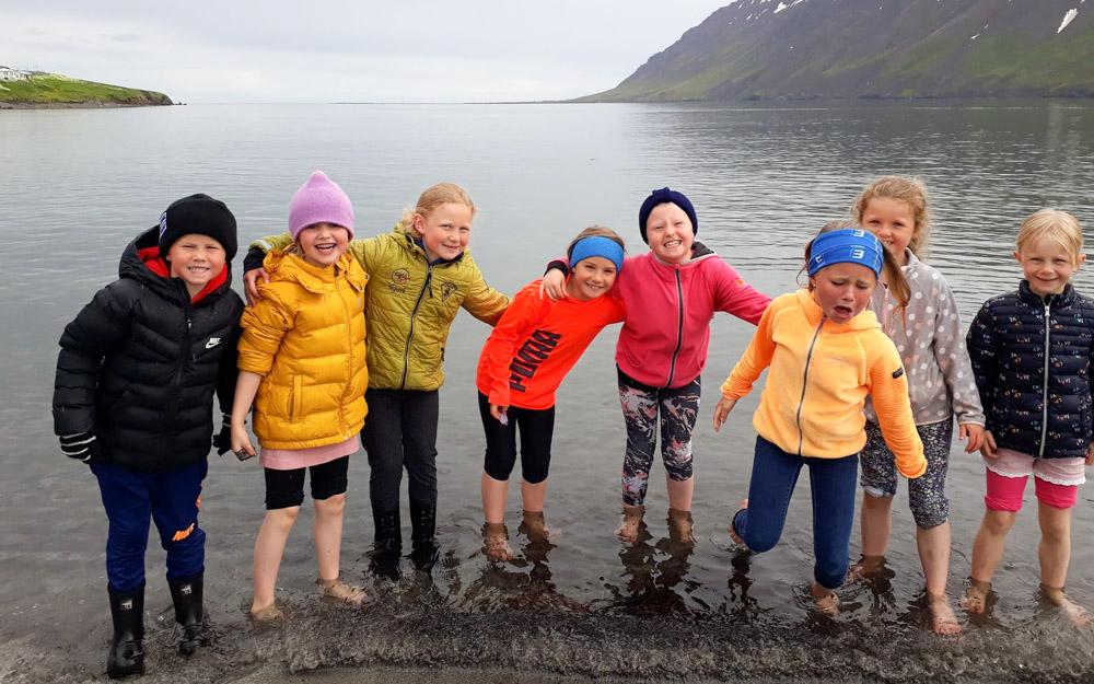 Ævintýravika að hefjast