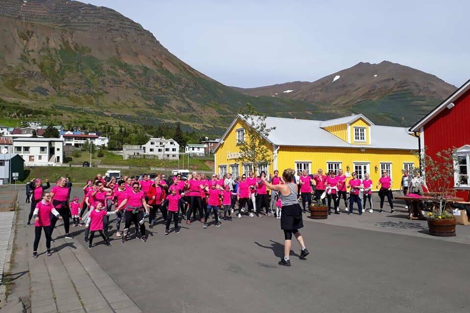 Kvennahlaupið fært til 18. september
