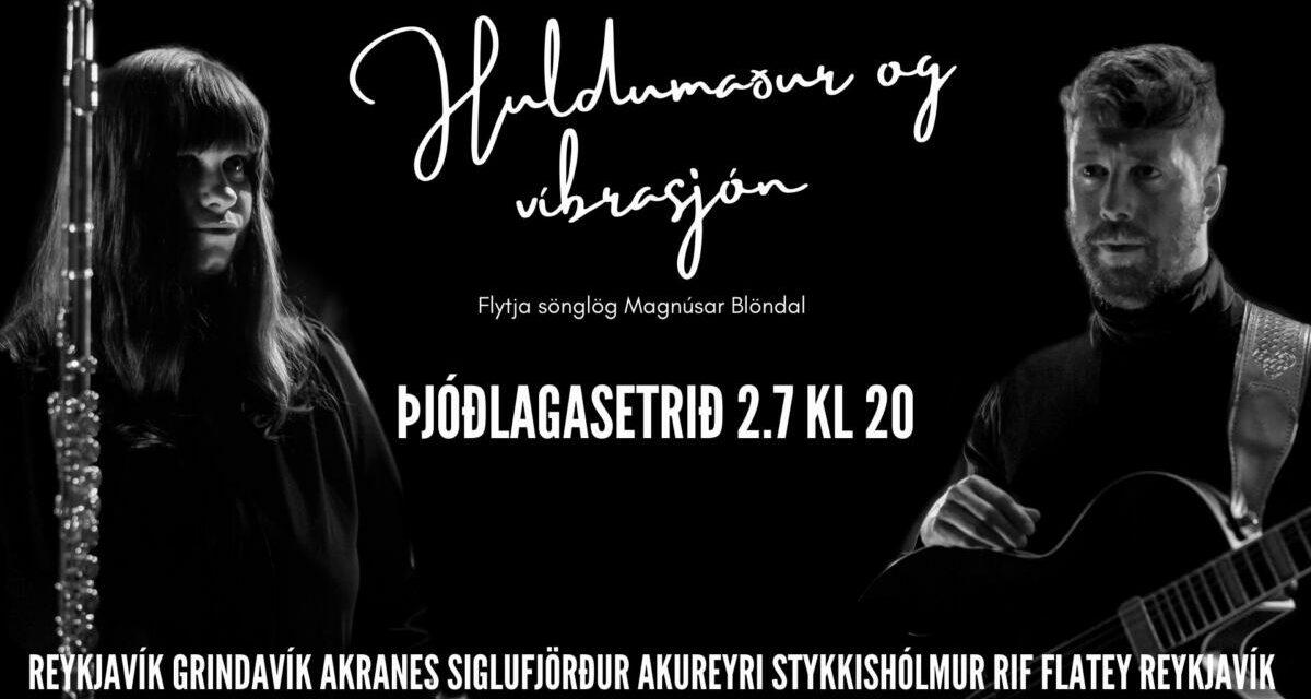 Tónleikar á Þjóðlagasetri