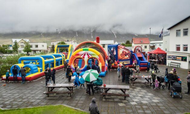 Hátíðardagskrá í Fjallabyggð á 17. júní