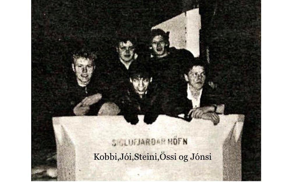 Lag frá Cargo Siglufirði frumflutt á FM Trölla í dag