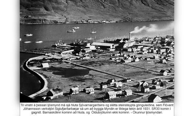 Óskabrautin – Steingrímur Kristinsson skrifar