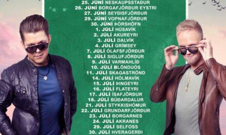 Stígum villtan dans – Friðrik Ómar og Jógvan