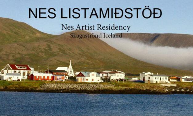 Listaviðburður hjá NES Listamiðstöð