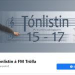 Þátturinn Tónlistin er í dag á FM Trölla kl. 15