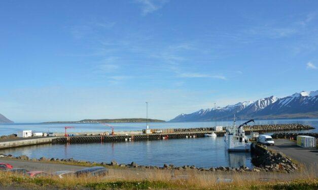 Sjóstangveiðimót á Árskógssandi – í dag