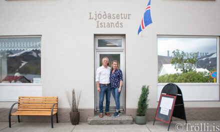 Ljóðaunnendur fögnuðu 10 ára afmæli Ljóðaseturs Íslands