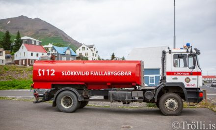 Slökkvilið Fjallabyggðar fær 50% afslátt í líkamsrækt