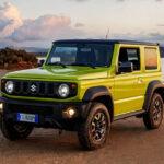 Suzuki innkallar 329 Jimny jeppa