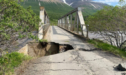 Hættustigi lýst yfir á Norðurlandi eystra