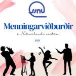 Menningarviðburðir á Norðurlandi vestra
