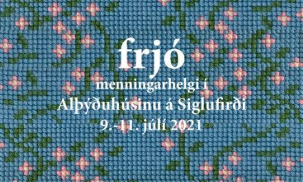 Listahátíðin Frjó á Siglufirði
