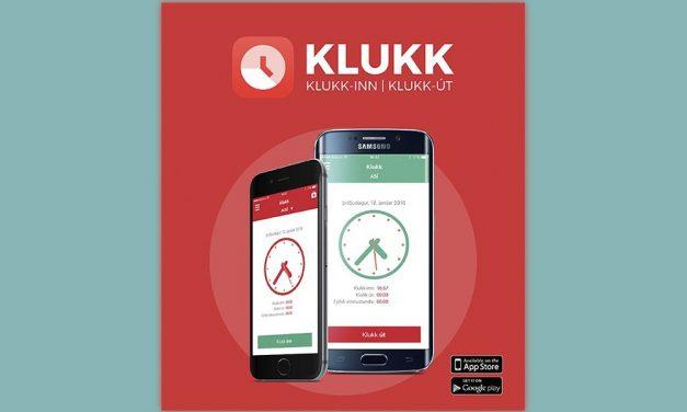 Klukk – Frítt tímaskráningar app