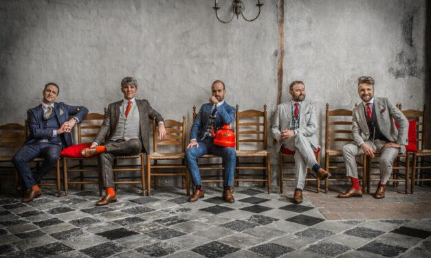 Olga Vocal Ensemble kemur fram í Tjarnarborg
