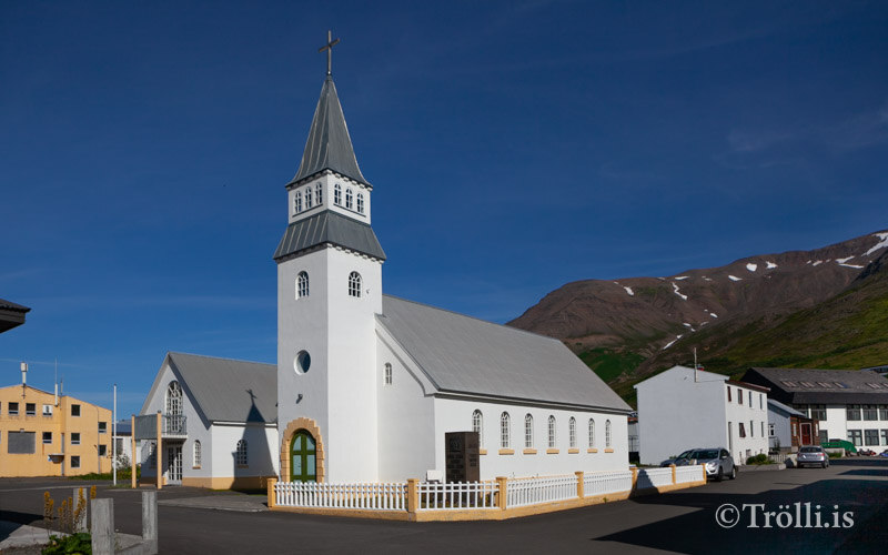 Vetrarstarf hefst í Ólafsfjarðarkirkju