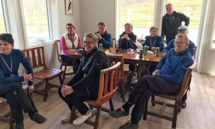 Golfmót Siglfirðinga 2021 í Borgarnesi 22. ágúst n.k.