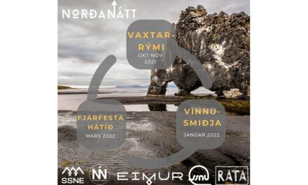 Norðanátt, vaxtarrými viðskiptahraðall