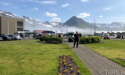 Fjölmenni á íbúafundi vegna miðbæjar Siglufjarðar