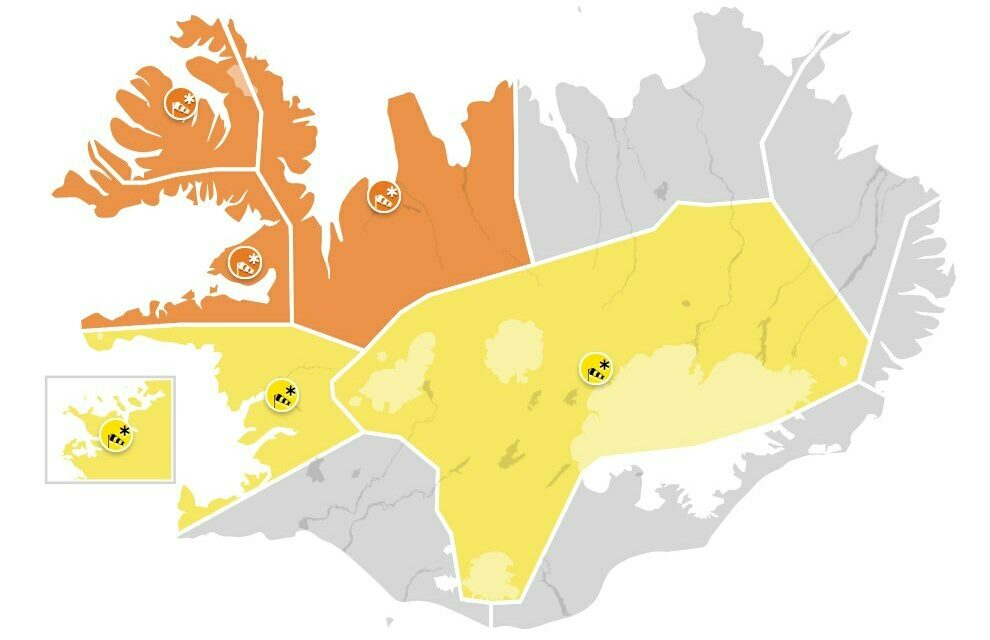Skólahald fellur niður í dag 28. september