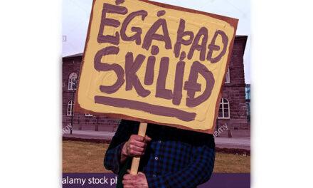 Baggalútur – Ég á það skilið