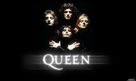 Queen í Gestaherberginu í dag