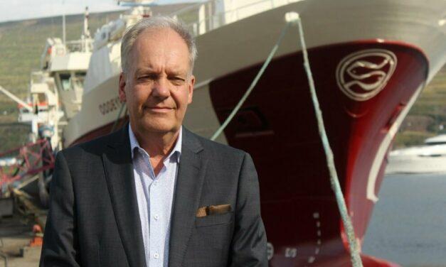 Karl Eskil Pálsson ráðinn til Samherja