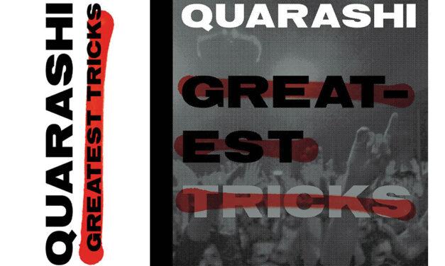Quarashi – Greatest Tricks – Forsala