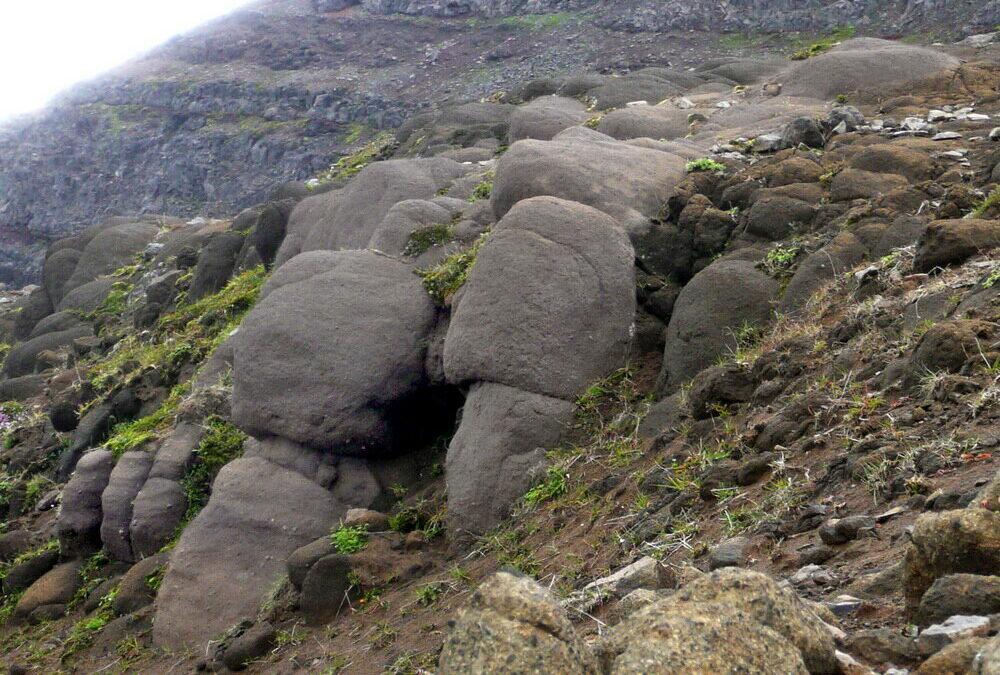 Herkonugilið og aðrir dularfullir staðir