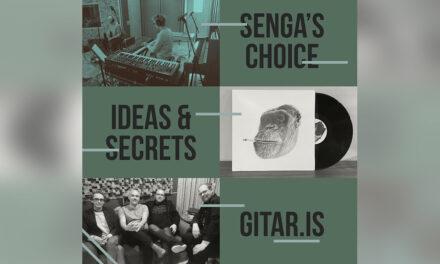 Tónlistin klukkan 15 í dag, Senga's Choice með plötukynningu