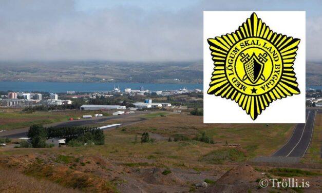 Lögreglan á Norðurlandi eystra lýsir eftir vitnum